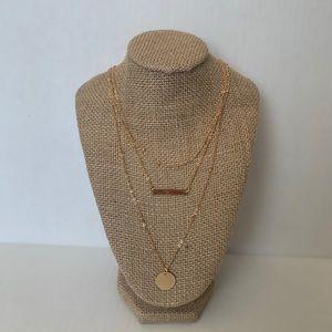 Jewelry - 💗2/$15 Layered necklace